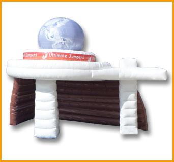 Inflatable Trade Station