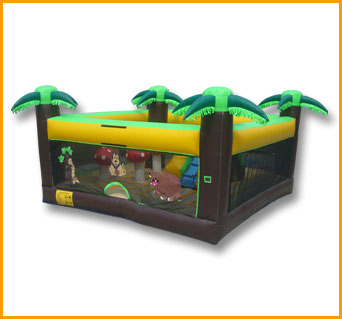 Inflatable Ultimate Safari