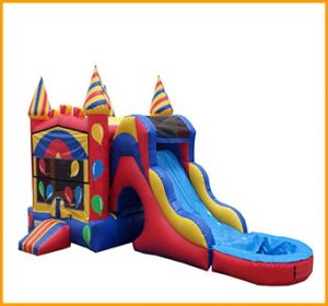 Inflatable Wet Dry Birthday Balloons Module Combo