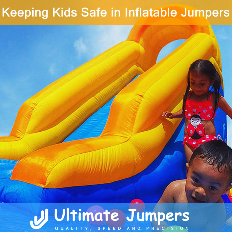 Keeping Kids Safe in Inflatable Jumpers