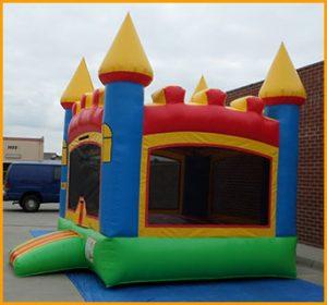 King's Castle Jumper