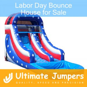 Labor Day Bounce House for Sale