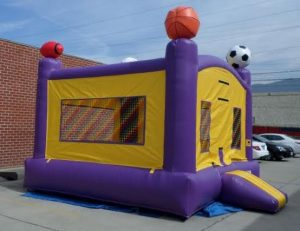 LSU Sports Inflatable Jumper