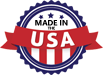 All our Jumpers, Bouncers, Slides are Made in The USA