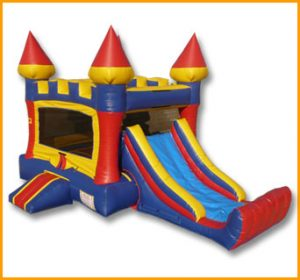 Mini Castle Combo Bouncer
