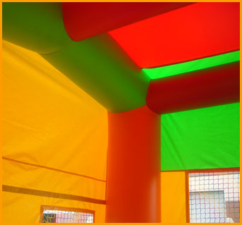 Multicolor Module House