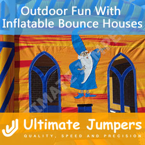 Outdoor Fun With Inflatable Bounce HousesOutdoor Fun With Inflatable Bounce Houses