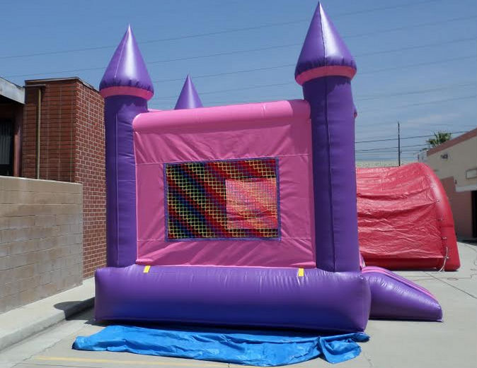 Pink And Purple Castle Module J115 Ultimate Jumpers