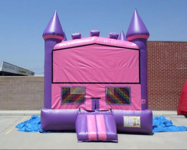 Pink and Purple Castle Module