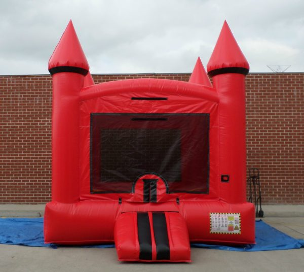 Red Castle Inflatable Jumper