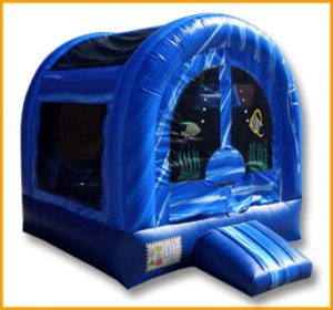Sea Life Inflatable Jumper