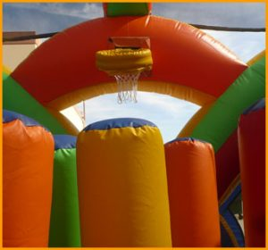 Slide-O-Rama Basketball Slide