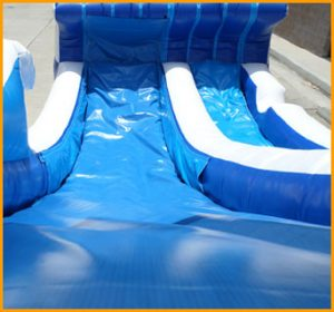 The Splash Single Lane Water Slide