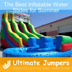 The Best Inflatable Water Slides for Summer