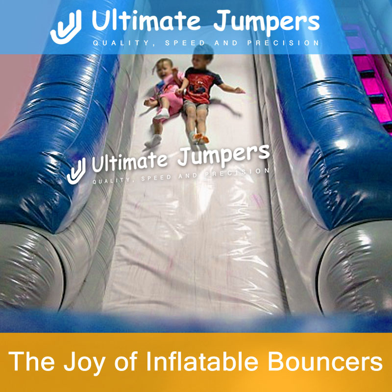 The Joy of Inflatable Bouncers