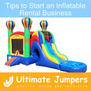 Tips to Start an Inflatable Rental Business