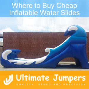 Where to Buy Cheap Inflatable Water Slides