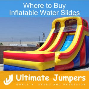Where to Buy Inflatable Water Slides