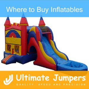 Where to Buy Inflatables