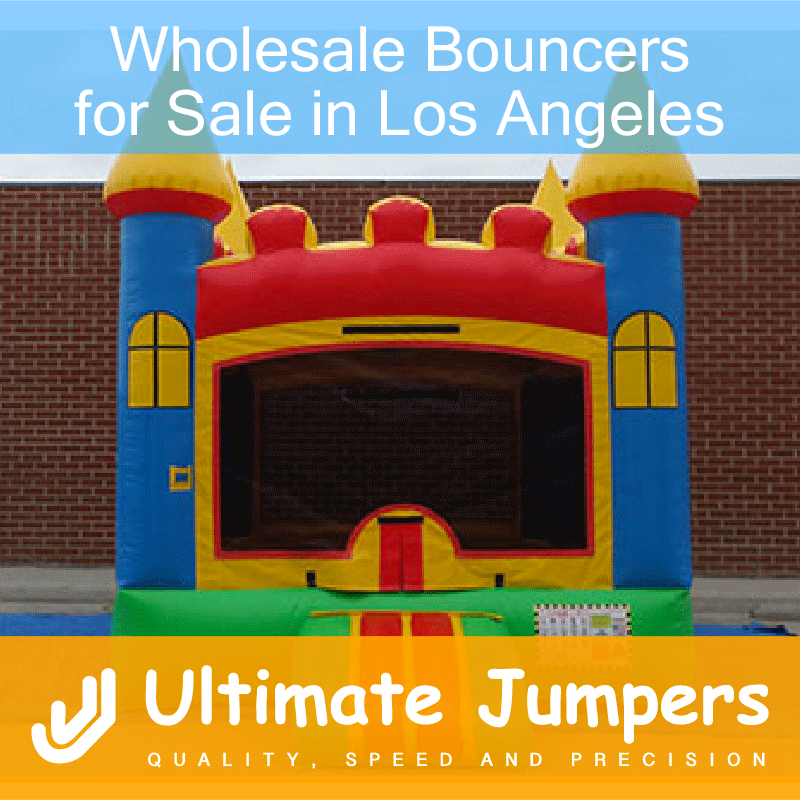 Wholesale Bouncers for Sale in Los Angeles