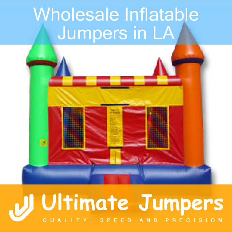 Wholesale Inflatable Jumpers in LA