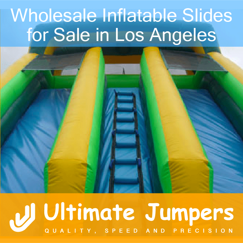 Wholesale Inflatable Slides for Sale in Los Angeles