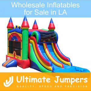 Wholesale Inflatables for Sale in LA