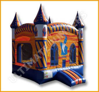 Wizard Castle Bouncer