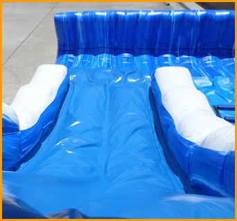 14' Wet and Dry Tidal Wave Water Slide