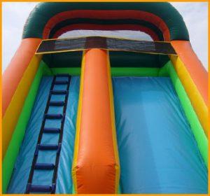 16' Front Load Single Lane Slide