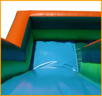 18' Front Load Single Lane Slide