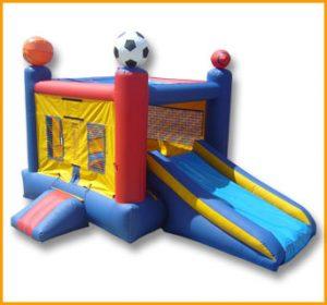 2 in 1 Mini Sports Jumper Combo