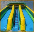 22' Front Load Double Lane Slide