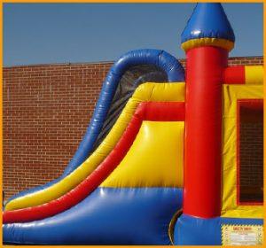 3 in 1 Castle Slide Combo