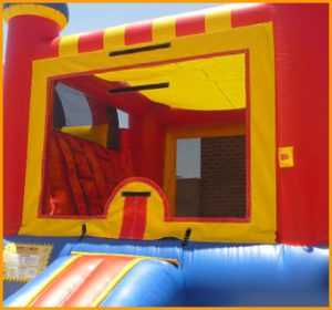 3 in 1 Inflatable Castle Combo