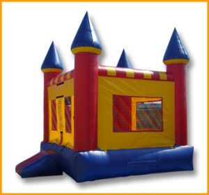 3 in 1 Wet/Dry Bright Castle Combo