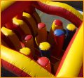 44' Inflatable Obstacle Course