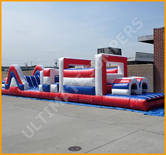 49' Indoor All American Obstacle Course
