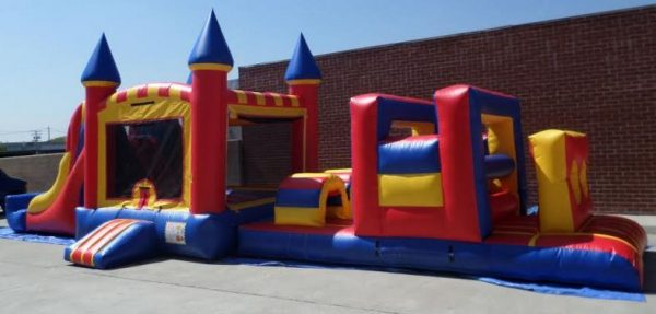 49' Obstacle Course