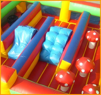 5 in 1 Obstacle Playland