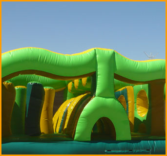 52' Wet/Dry Obstacle Course