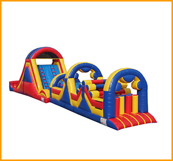 63' Obstacle Course