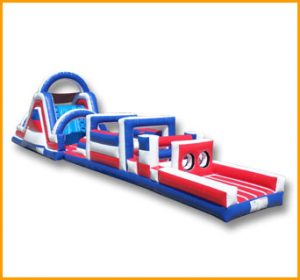 68' All American Obstacle Course