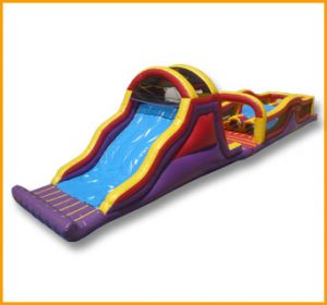 71' Inflatable Obstacle Course