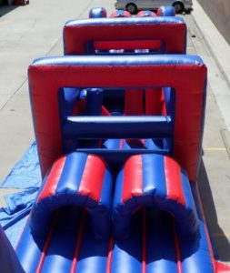 88' Obstacle Course