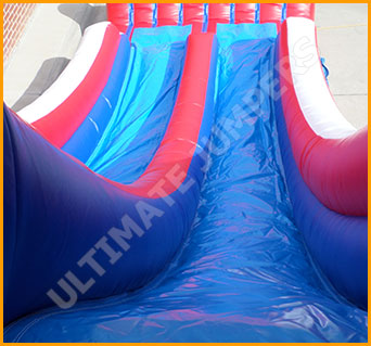 88' Patriotic Obstacle Course