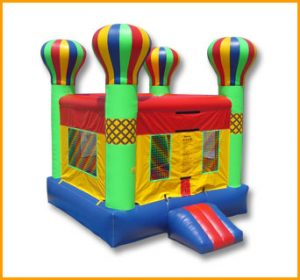 Adventure Balloon Inflatable Bouncer