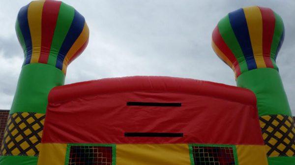 Adventure Balloon Inflatable Jumper