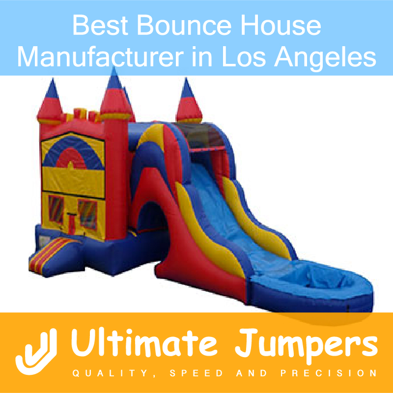 Best Bounce House Manufacturer in Los Angeles