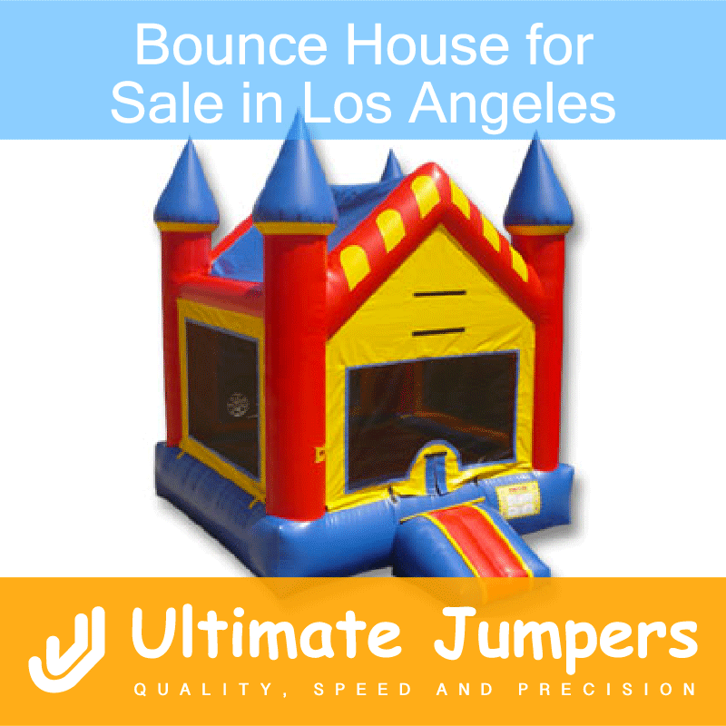 Bounce House for Sale in Los Angeles